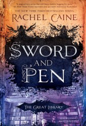 Sword and Pen (The Great Library, #5) Book