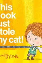 This book just stole my cat! Book