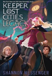 Legacy (Keeper of the Lost Cities #8) Book