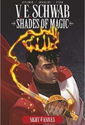 Shades of Magic Vol. 2: Night of Knives Book