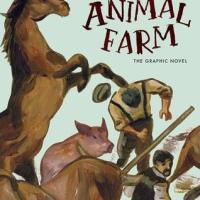 Animal Farm : The Graphic Novel by Odyr