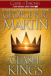 A Clash of Kings  (A Song of Ice and Fire, #2) Book