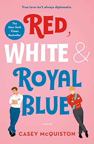 Recensie: Casey McQuiston – Red, White & Royal Blue