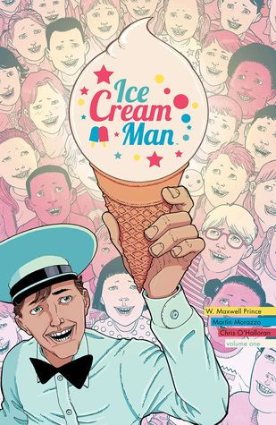 Ice Cream Man, Vol. 1: Rainbow Sprinkles