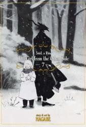 The Girl From The Other Side: Siúil A Rún Vol. 7 Book