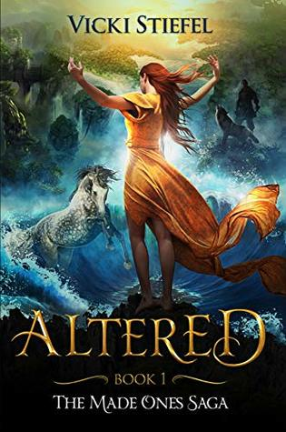 <strong>Altered</strong> Book Cover