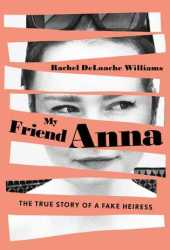 My Friend Anna Book