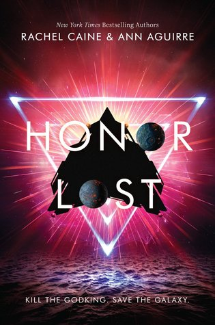 Honor Lost Cover