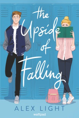 The Upside of Falling book cover