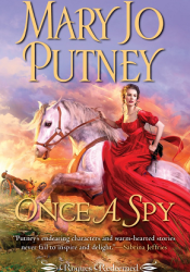 Once a Spy (Rogues Redeemed, #4) Book by Mary Jo Putney