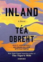 Inland Book by Téa Obreht