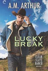 Lucky Break (Clean Slate Ranch, #4) Book