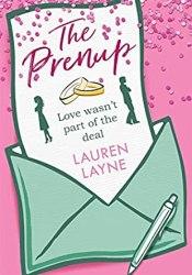 The Prenup Book by Lauren Layne