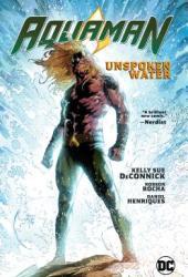 Aquaman, Vol. 1: Unspoken Water Book