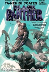 Black Panther, Book 7: The Intergalactic Empire of Wakanda, Part Two Book