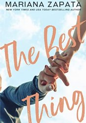 The Best Thing Book by Mariana Zapata