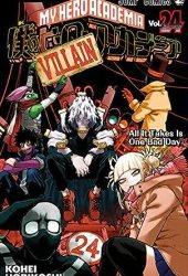 僕のヒーローアカデミア 24 [Boku no Hero Academia 24] (My Hero Academia, #24) Book