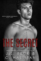 The Secret (North Woods University #3) Book
