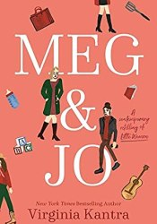 Meg and Jo Book by Virginia Kantra