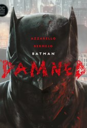 Batman: Damned Book