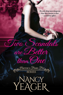 Two Scandals are Better Than One cover