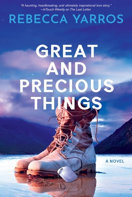 Recensie: Great and Precious things van Rebecca Yarros
