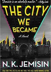 The City We Became Book by N.K. Jemisin