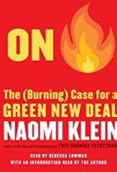 On Fire: The Case for the Green New Deal Book
