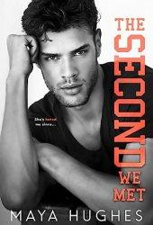 The Second We Met (Fulton U, #2) Book