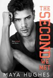 The Second We Met (Fulton U, #2) Book