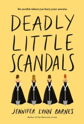 Deadly Little Scandals (Debutantes, #2) Book