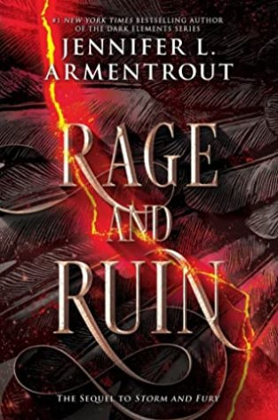 Rage and Ruin (The Harbinger #2) – Jennifer L. Armentrout