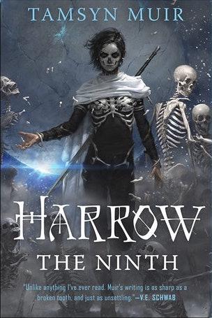 Harrow the Ninth Cover