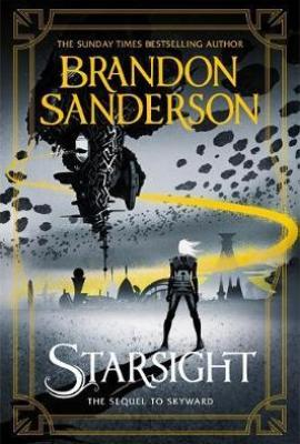 Starsight book cover