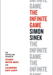 The Infinite Game Book by Simon Sinek