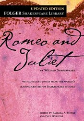 Romeo and Juliet Book by William Shakespeare