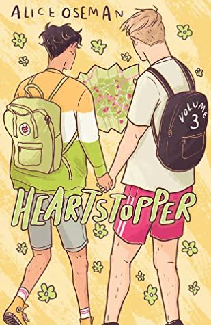 Heartstopper Volume Three Cover