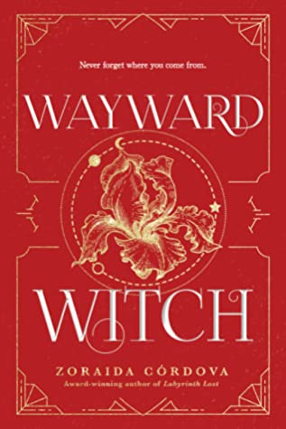 Wayward Witch Cover