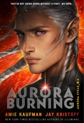 Aurora burning cover image