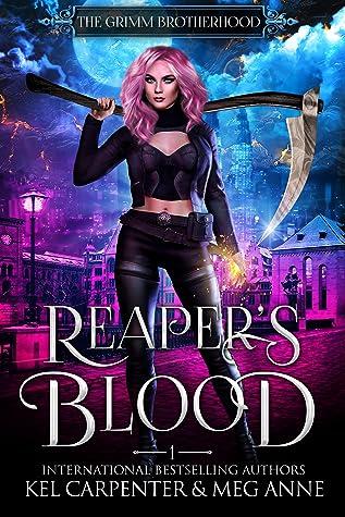 Recensie: Reapers Blood van Kel Carpenter en Meg Anne