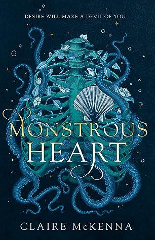 Recensie: Monstrous Heart van Claire McKenna