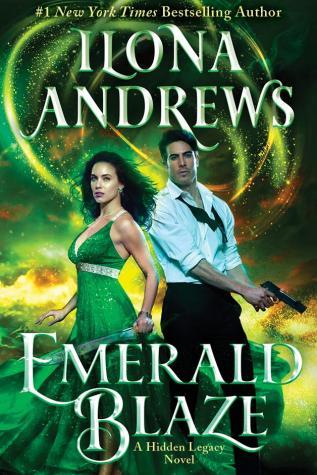 Emerald Blaze (Hidden Legacy, #5)
