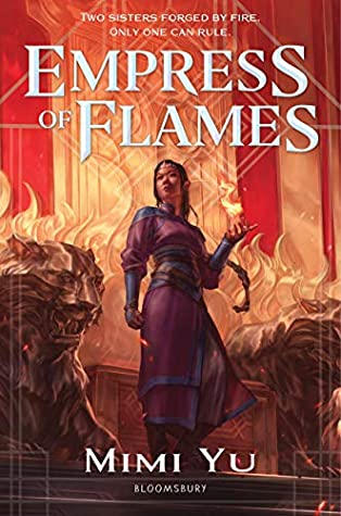 The Empress of Flames Cover