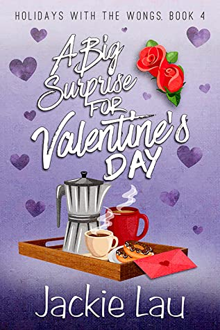 A Big Surprise for Valentine's Day by Jackie Lau cpver