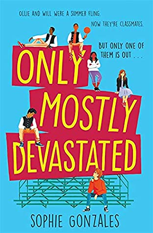 Only Mostly Devastated Review: The Most Adorable and Heartwarming Contemporary