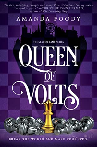 Queen of Volts Cover