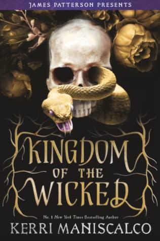 Fresh Fridays: Kingdom of the Wicked (#1) by Kerri Maniscalco