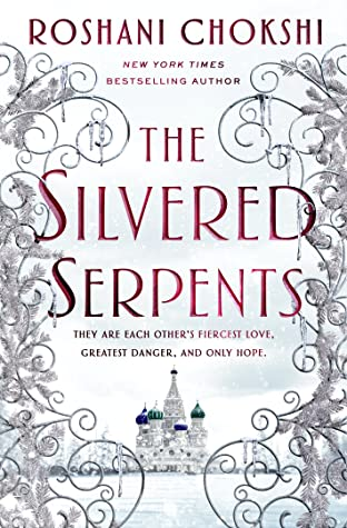 The Silvered Serpents Cover
