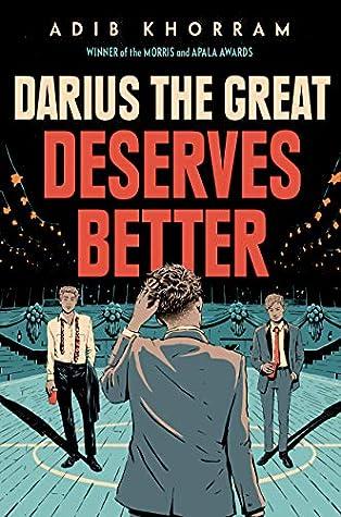 Darius the Great Deserves Better Cover