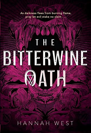 The Bitterwine Oath Cover